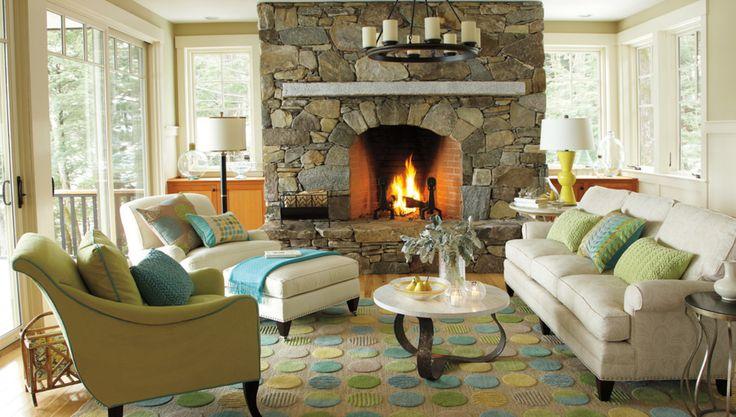 Best 25+ Off center fireplace ideas only on Pinterest ...