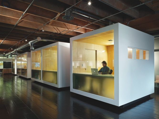 1: Trust Creative Society | Managers: Here's a Primer for Creating the Perfect, Productive Office [Slideshow] | Co.Design: business + innovation + design