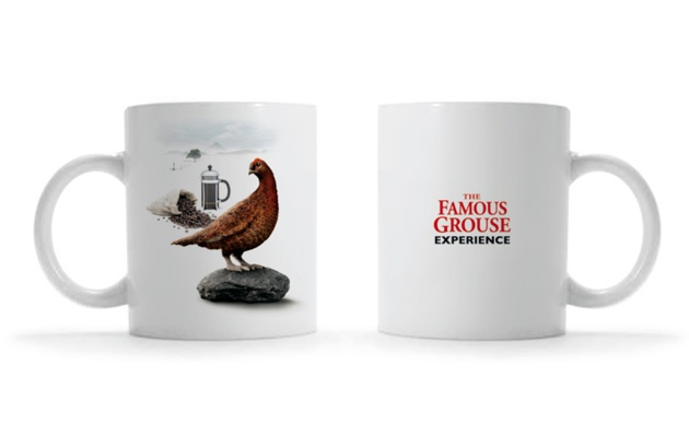 We have developed an original range of Famous Grouse Experience merchandise for sale to the general public