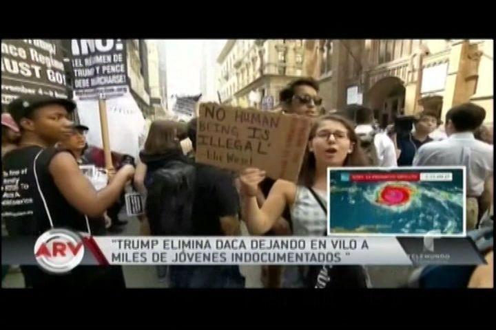 Presidente Donald Trump Elimina DACA Dejando En Vilo A Miles De Jóvenes Indocumentados