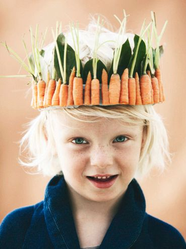 Carrot crown