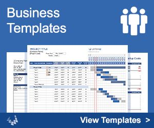 Business Templates by Vertex42.com
