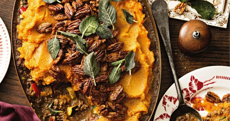 This twist on classic shepherd's pie combines much-loved flavours to create the ultimate family dinner – it will be loved for years to come.