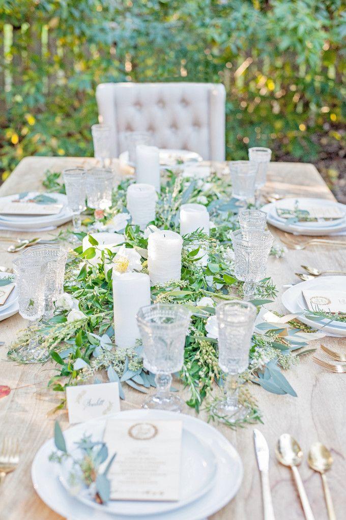 Lush Outdoor Thanksgiving (Friendsgiving) Dinner Party    Glitter, Inc.