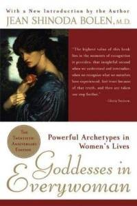 Book Review: Goddesses in Everywoman by Dr Jean Shinoda Bolen