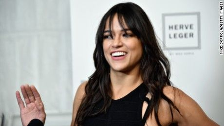 "Michelle Rodriguez challenges racial minorities in Hollywood to ""develop their own mythology"" instead of recasting traditionally white characters."