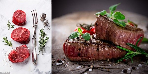 VALENTINE ROSEMARY MARINATED STEAK RECIPE