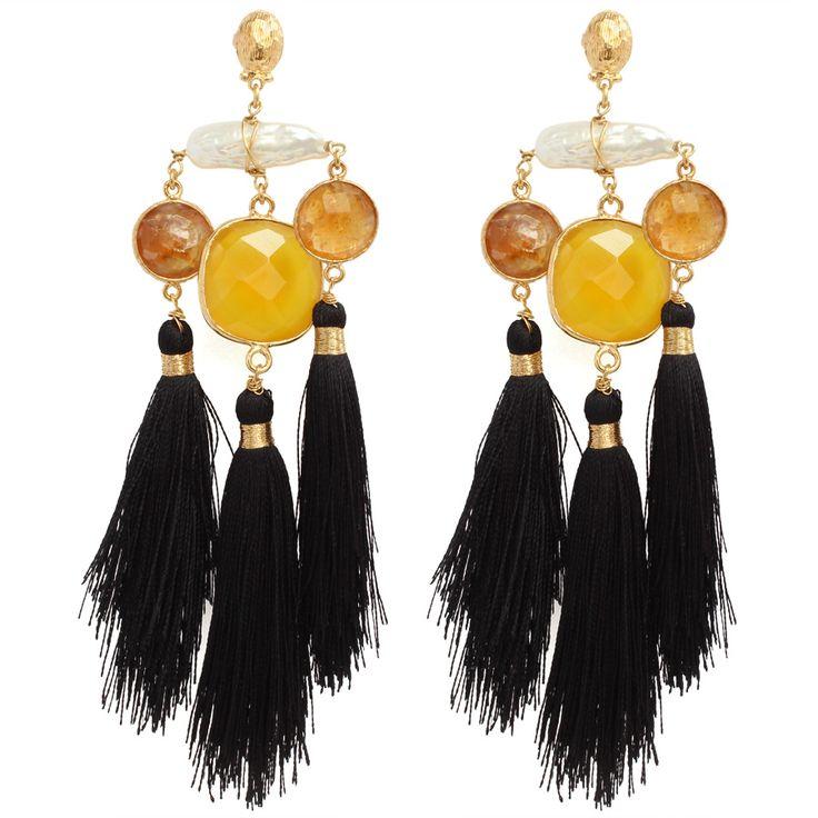 326 best earrings images on pinterest elsa jelsa and celine. Black Bedroom Furniture Sets. Home Design Ideas