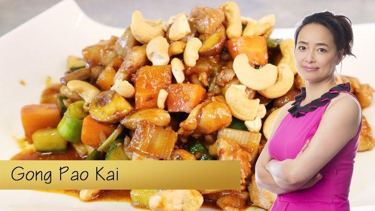 Zelf Gong Pao Kai maken (kip met cashewnoten)