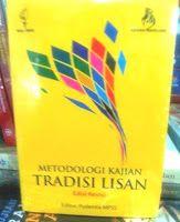 Toko Buku Sang Media : Metodologi Kajian Tradisi Lisan (Edisi Revisi)