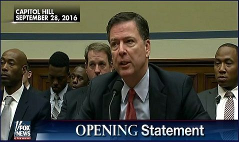 """Judge Jeanine Pirro: """"Time to Go After 'Mr. Holier-Than-Thou' Jim Comey"""" -"""