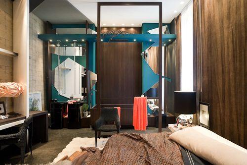 Dormitorio de hombre and dormitorios on pinterest