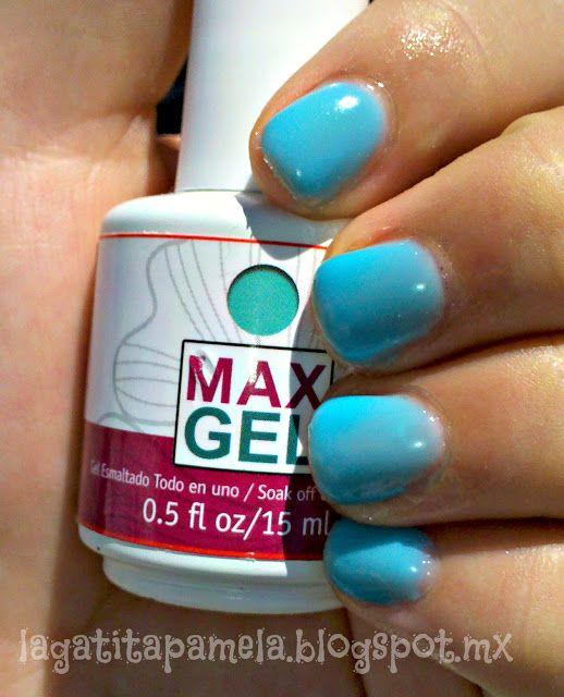 uv gel nails | Republic Nail Max Gel nail polish- Esmalte de gel (review)