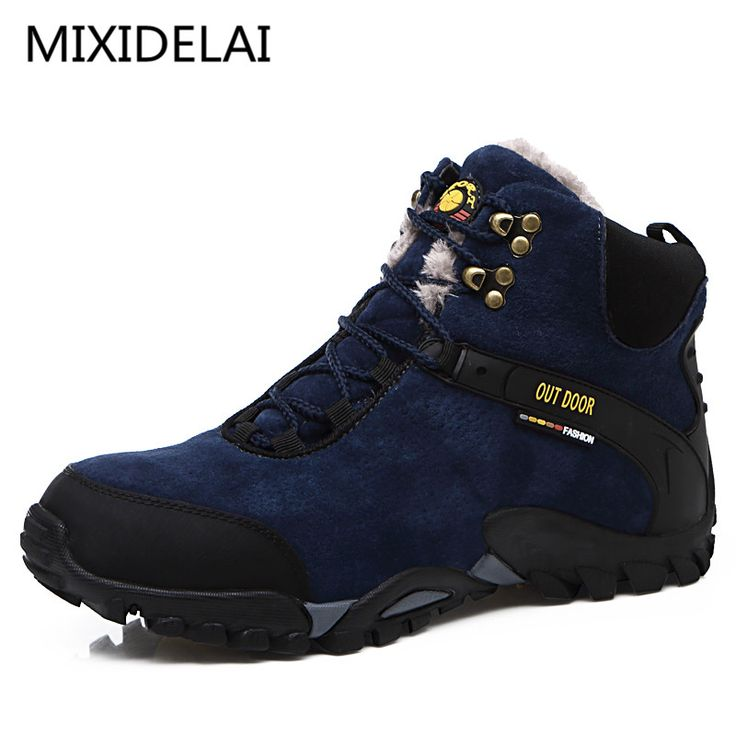New Couple Unisex Boot Men Boots Fashion Quality Winter Snow Plush Ankle Boots For Men's Warm Boots Ankle Work Shoes -  Get free shipping. This Online shop give you the information of finest and low cost which integrated super save shipping for New Couple Unisex Boot Men Boots fashion Quality Winter Snow Plush Ankle Boots For Men's Warm Boots Ankle Work Shoes or any product promotions.  I hope you are very happy To be Get New Couple Unisex Boot Men Boots fashion Quality Winter Snow Plush…