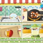 Dr. Panda's Restaurant – Cooking Game For Kids by TribePlay – Review & Giveaway