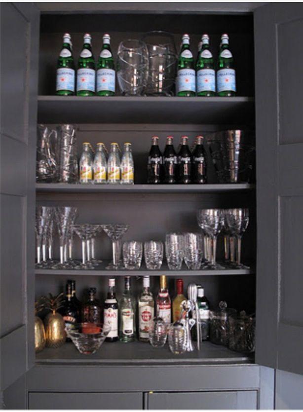built in bar cabinet living room 47 park avenue
