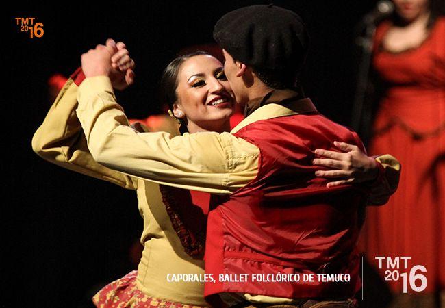 El Ballet Folclórico de Temuco en su gira por Europa, fue destacado en 2do lugar como el mejor Ballet de Latinoamérica