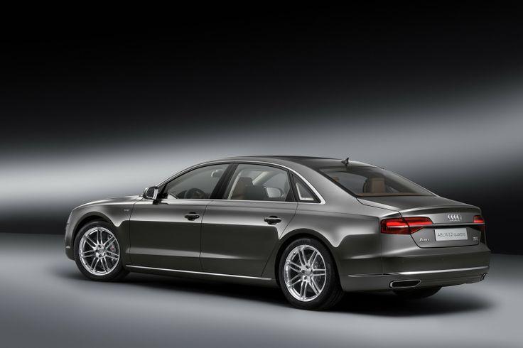 Audi giới thiệu phiên bản hạn chế A8 W12 Exclusive | Tinhte.vn - Cộng đồng Khoa học & Công nghệ