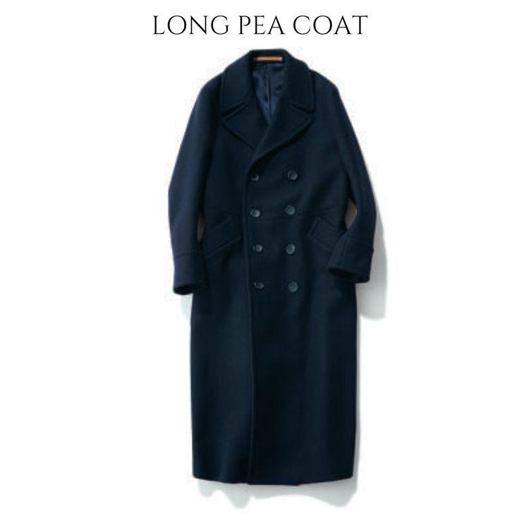可愛すぎるPコートの進化版で、いつものデニムコーデが見違える!Marisol ONLINE|女っぷり上々!40代をもっとキレイに。