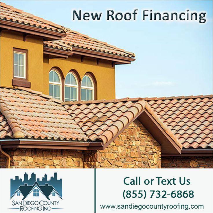 Roof Financing Roofing Contractors San Diego in 2020