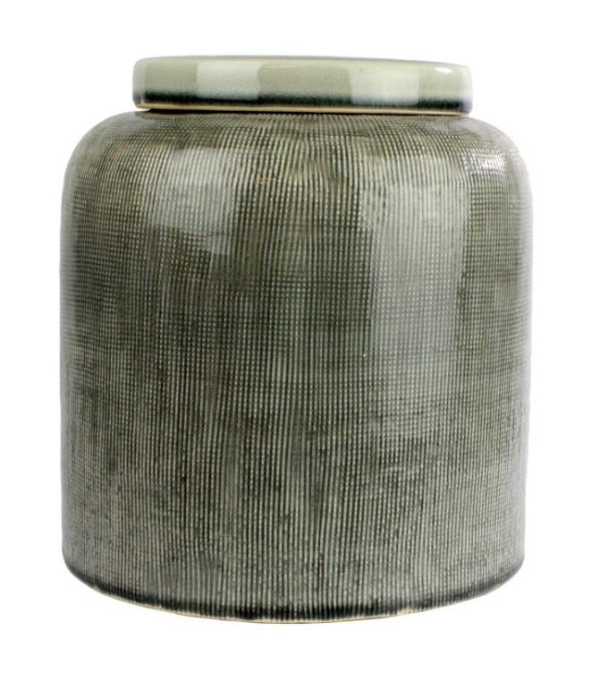 Large Ting Jar in Smoke GrayKitchens, Gray Sky, Jars Bring, Grey, Ting Jars, Gray Ting, Large Ting, Homart Events, Smoke Gray