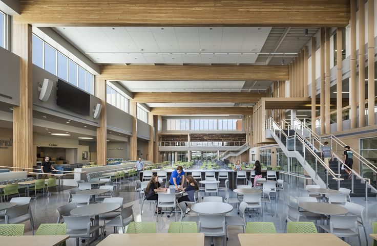 Alexandria Area High School / Cuningham Group Architecture