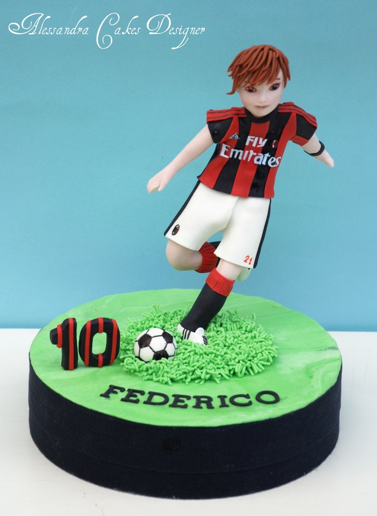 Pinterest Soccer Cake Ideas 49895 Cake Football Soccer Cak