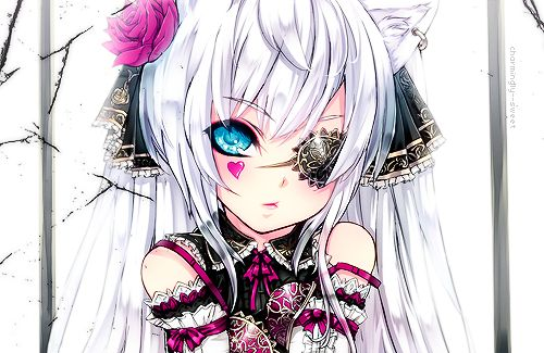 10 Anime Eye Patch Girls ForeverGeek