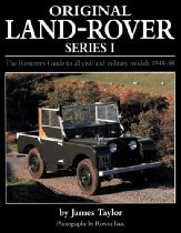Original #LandRover Series 1: The Restorer's Guide to Civil & Military Models 1948-58
