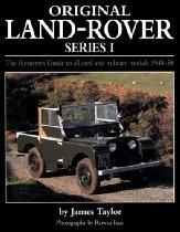 Original #LandRover Series 1: The Restorer's Guide to Civil & Military Models 1948-58