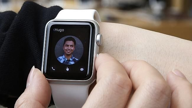 Apple is making more money than ever, but uncertainty over Watch sales has Wall St worried