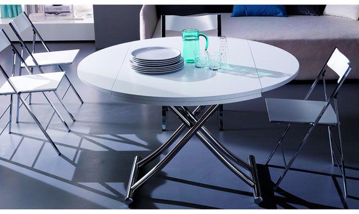 26 best table basse relevable images on pinterest. Black Bedroom Furniture Sets. Home Design Ideas