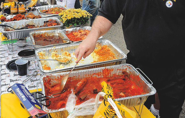 Don't enter Heinz hungry: Tailgating recipes: Steelers Preview 2016 | Pittsburgh Post-Gazette