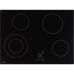 GRADE A1 - As new but box opened - New World NWTC701 Touch Control 70cm Ceramic Hob - Black