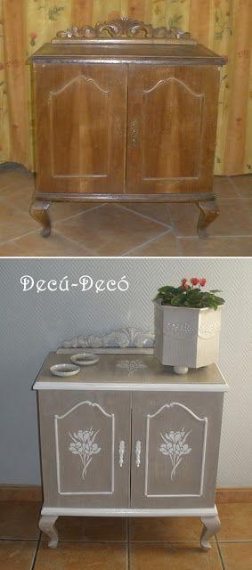 M s de 25 ideas incre bles sobre muebles reciclados en for Cocinas viejas reformadas