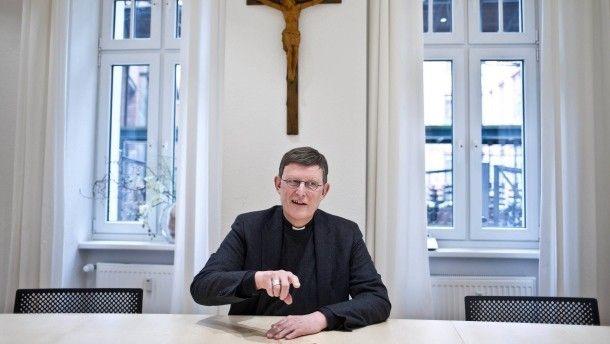 """""""Ich habe diese Ängste auch"""": Kardinal Woelki in Berlin"""