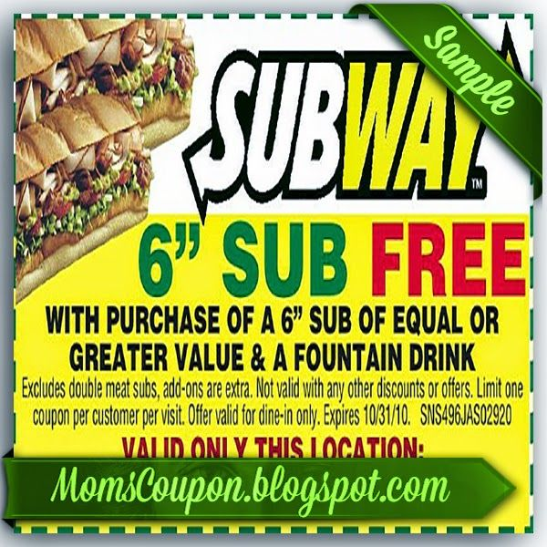 how to get free subway gift cards