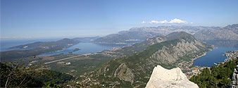 best tourist places montenegro