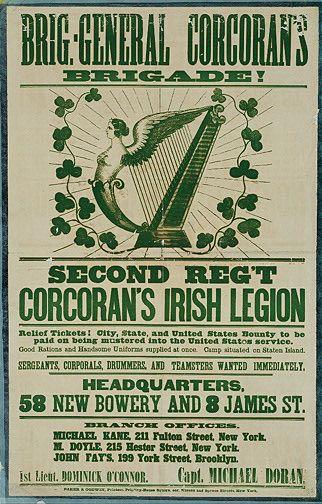 Irish Americans in New York | ... On Stereotyping Irish Soldiers' | Irish in the American Civil War