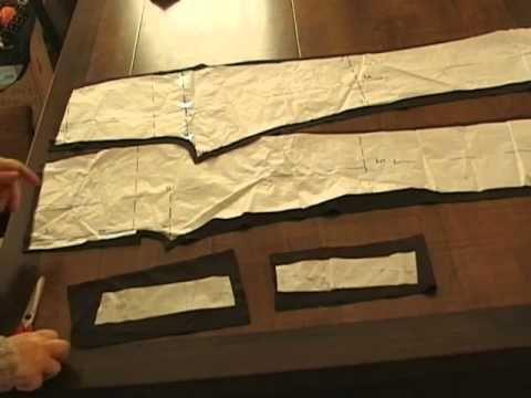 www.sitaminternational.com Il nostro sito In questo video ho realizzato il cartamodello del pantalone con il metodo Sitam e lo ho confezionato con il mio metodo. Nel video si puo' imparare anche a cucire la chiusura lampo nascosta. Ciao a presto