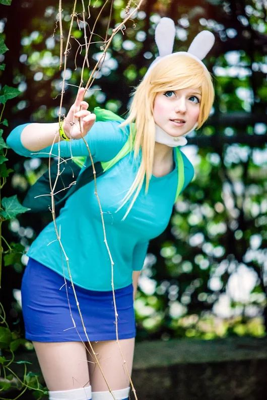 Adventure Time with Fionna and Cake :3