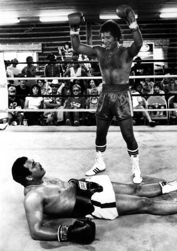 Muhammad Ali & Tom Jones