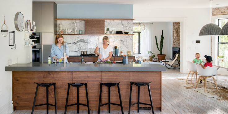 Putting Down Roots in Denver, Ballplayer Josh Thole Renovates a 19th-Century Victorian - Dwell