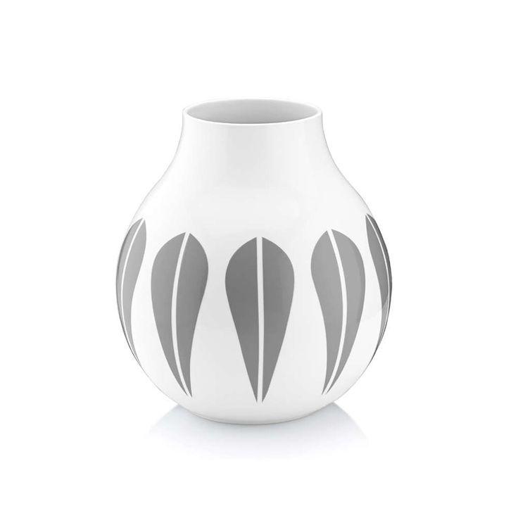 899,- deilig nøytral vase
