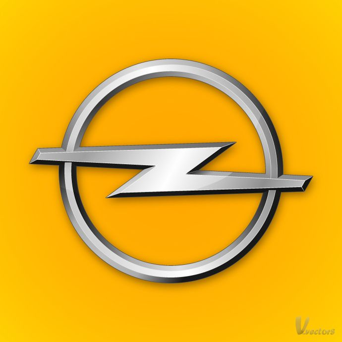 Create the Opel Logo in Illustrator | vforvectors.com