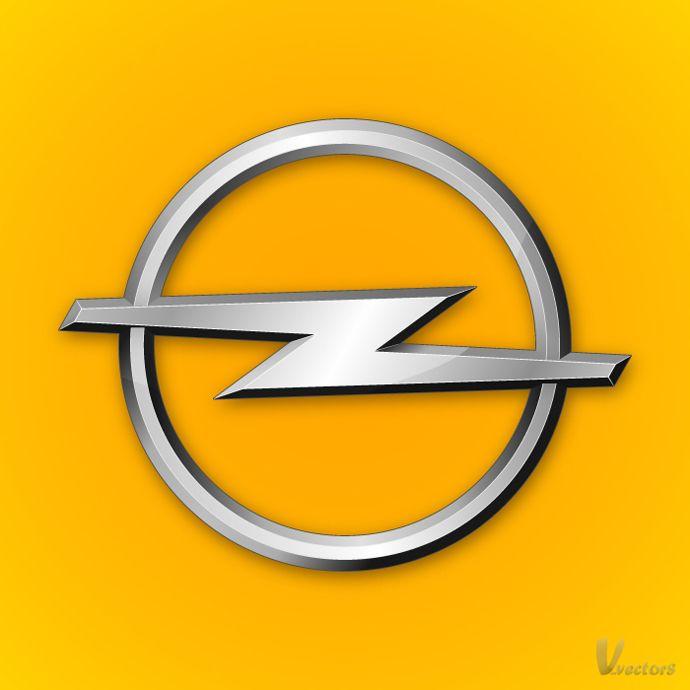 Create the Opel Logo in Illustrator   vforvectors.com