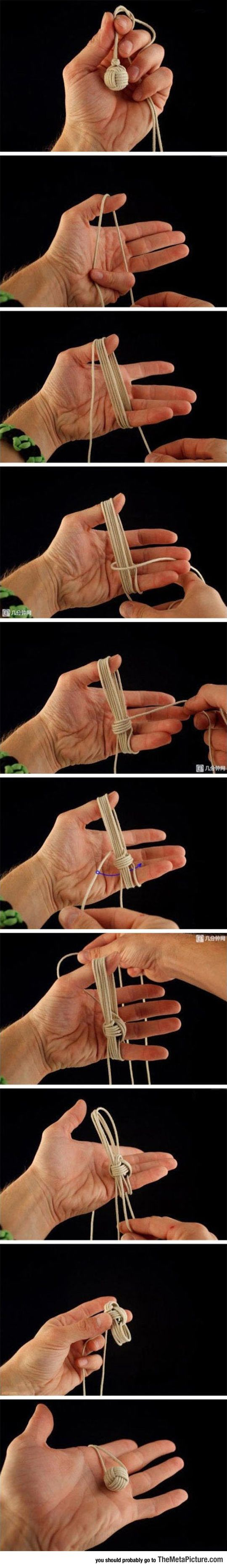 How+To+Make+The+Chinese+Knot+Ball