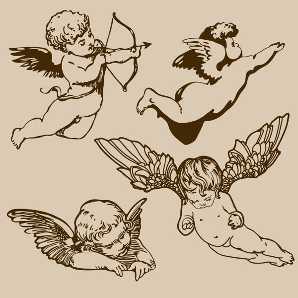 love-cupid-illustration-vector.jpg 600×600 pixels
