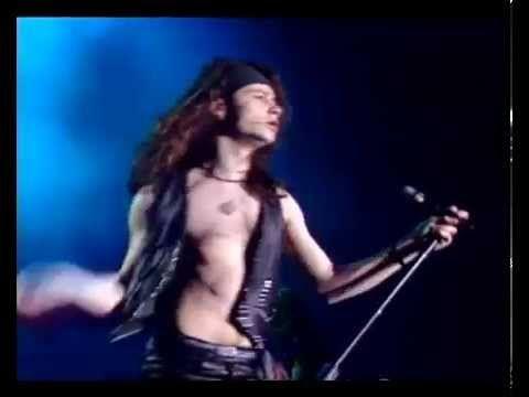 Héroes del Silencio - Entre dos tierras (Concierto Madrid 22 junio 1991)