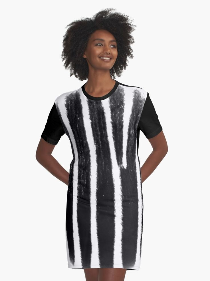 Graphic T-shirt dresses graphic design by Eric Nagel Sublimation printed 96% Polyester/ 4% Elastane front panel Solid colour 100% Cotton back/ sleeves/ rib Loose casual fit  #Fashion #elegant #styling #clothes #shopping #Graphic #T-Shirt #Dress #girl #summer #outfits #casual #couture #wear
